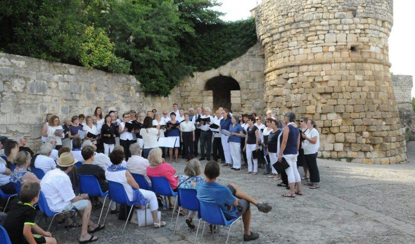 Clarpège au Choral Pic d'ASSAS