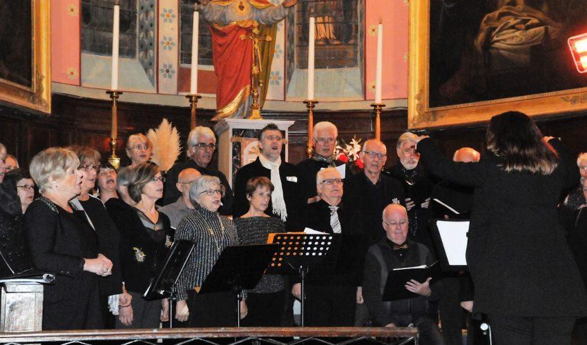 Concert de Noël à Corconne